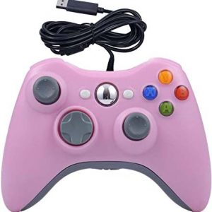 One250 USB Wired GamePad Controller (Pink)