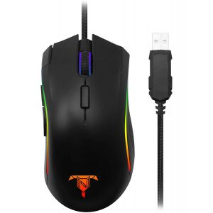 Tilted Nation Wired Gaming Mouse